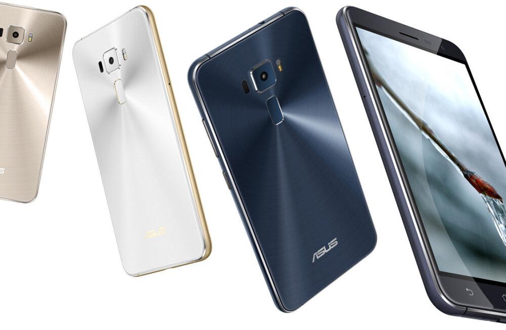 Nädala telefon: ASUS Zenfone 3