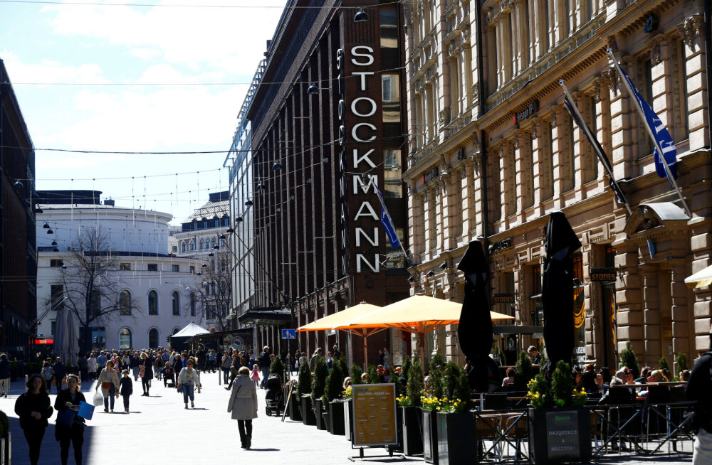 Stockmann on jälle kahjumis