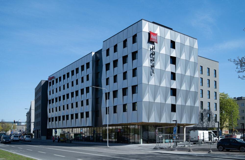 ФОТО: В Эстонии открылся первый отель Ibis