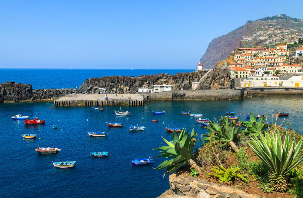 Reisihommik viib imelisele Madeirale
