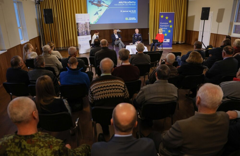 Еврокомиссия: в случае миграционного кризиса помощь придет в Эстонию за 10 дней