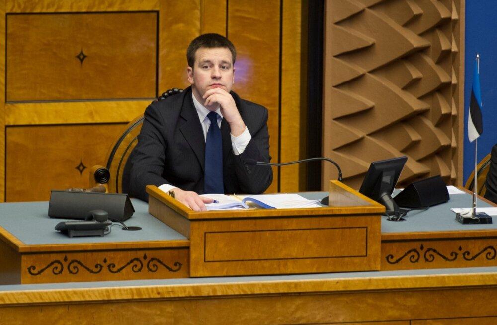 Riigikogu ööistung 2013