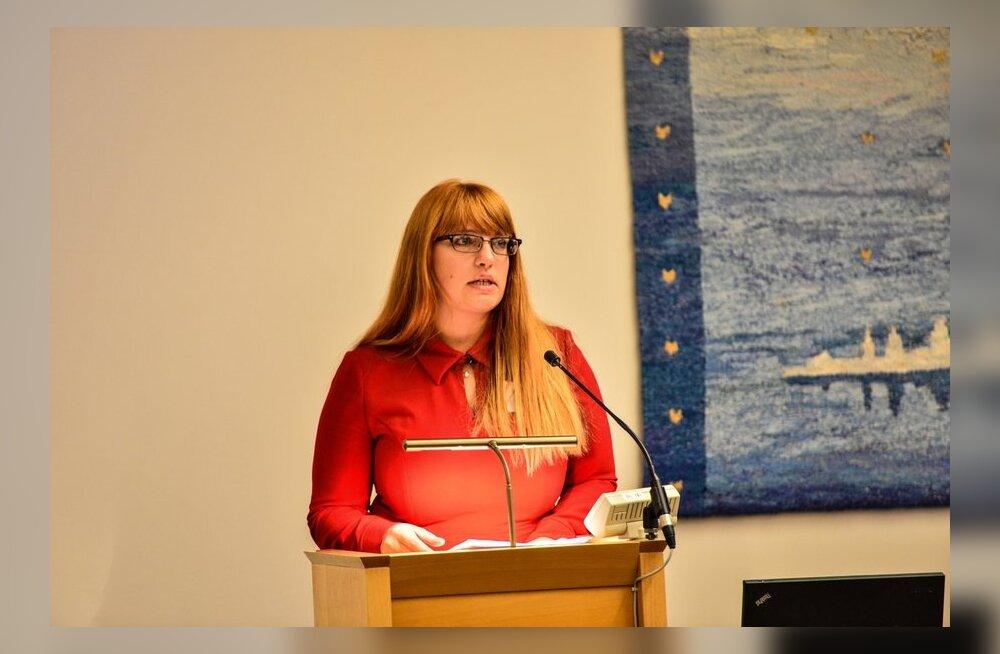 Tallinna linnavolikogu avaistung
