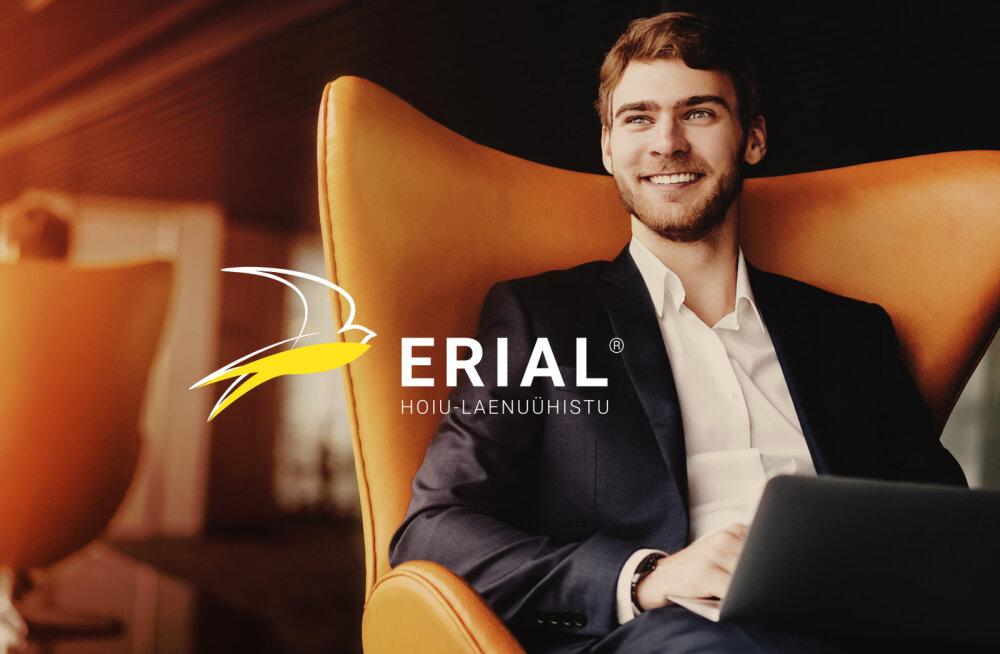 ERIAL – loome rahvaliku rahastamise üheskoos