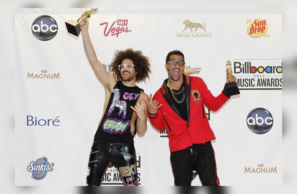 Vaata, kes võidutsesid Billboardi muusikaauhindadel