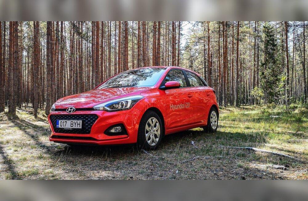 AUTOTEST | Värskendatud Hyundai i20: pisikesed parandused tegid hea paremaks