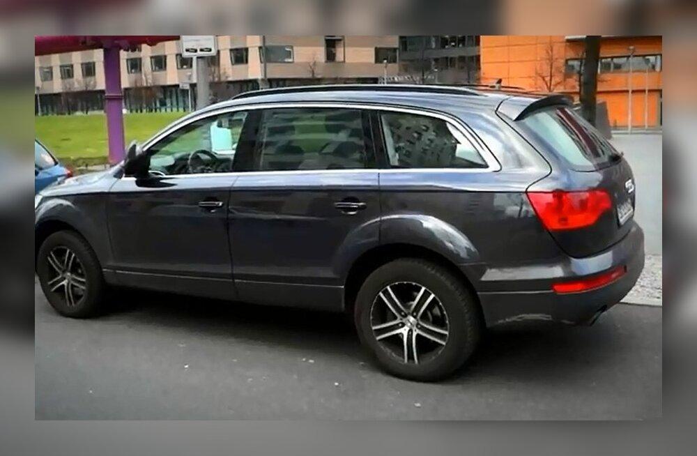 Audi Q8 läheb tootmisesse