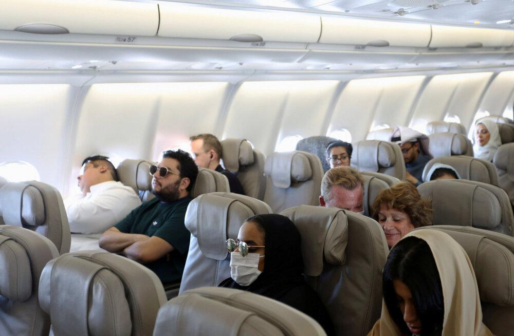 Исследование | Воздух в самолете постоянно фильтруется. Риск заражения вирусом на большой высоте ниже, чем в закрытых помещениях