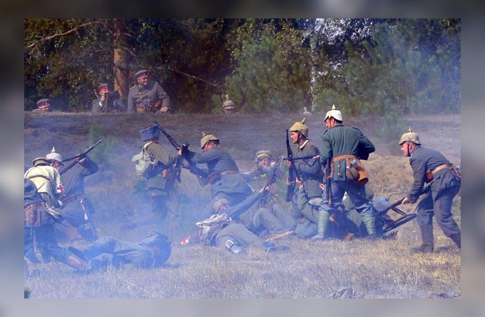 Poland WWI Battle  of Tannenberg