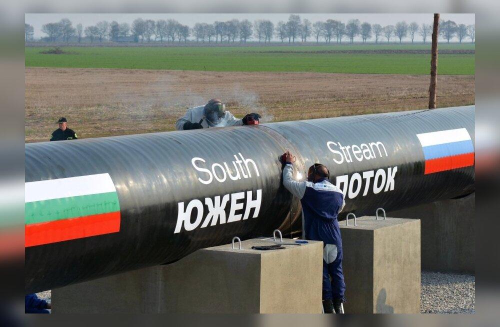 BULGARIA-EU-US-RUSSIA-POLITICS-GAS-PIPELINE