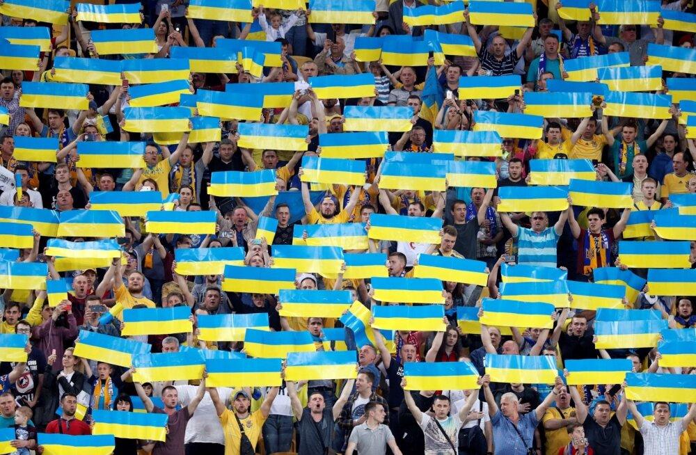 Ukraina fännid