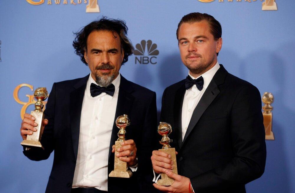 SUUR GALERII: Nii palju glämmi ja sära! Kuldgloobustele saabus kogu Hollywoodi koorekiht