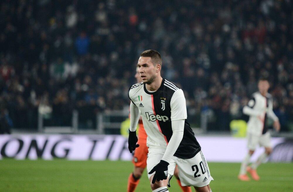 Ragnar Klavani leivaisa Cagliari jahib Juventuse mängumeest