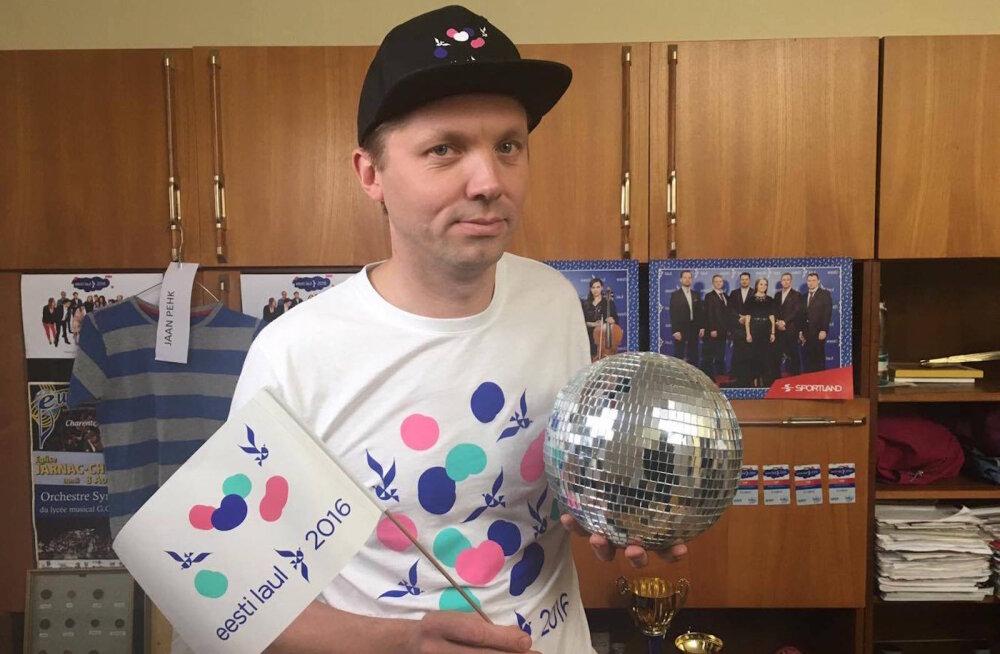 Homme saame Eesti Laulu esimeses poolfinaalis tuttavaks lauluvõistluse kõige suurema fänniga