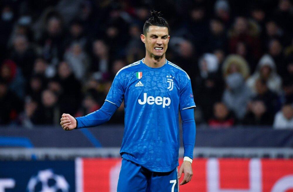 Itaalia tippklubide omavaheline vastasseis lükkus koroonaviiruse tõttu edasi