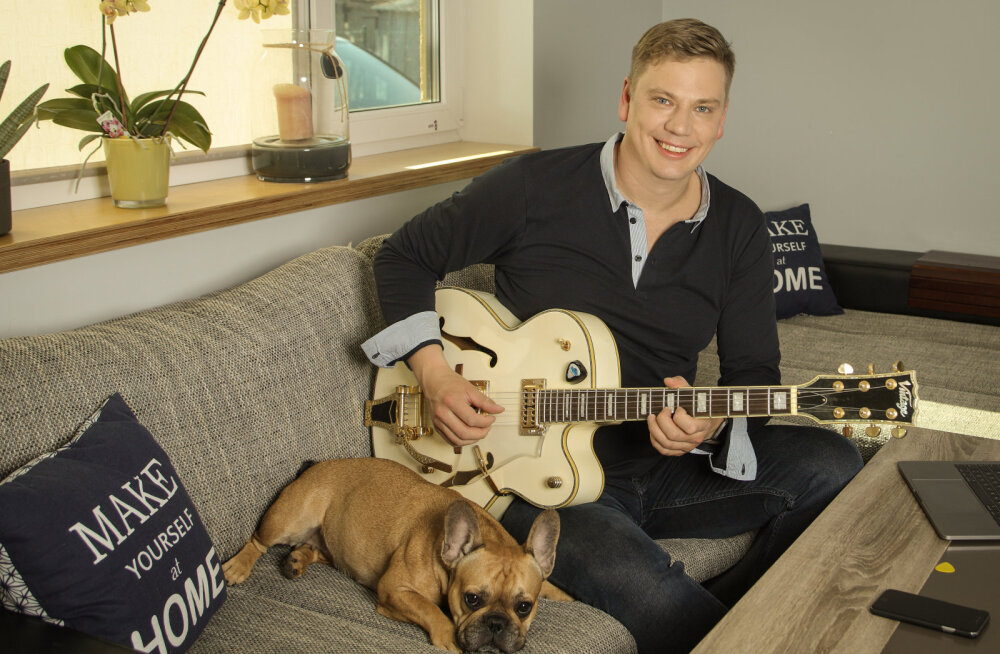 Muusik Alen Veziko rikastab Eesti meelelahutusmaastikku täiesti unikaalse projektiga