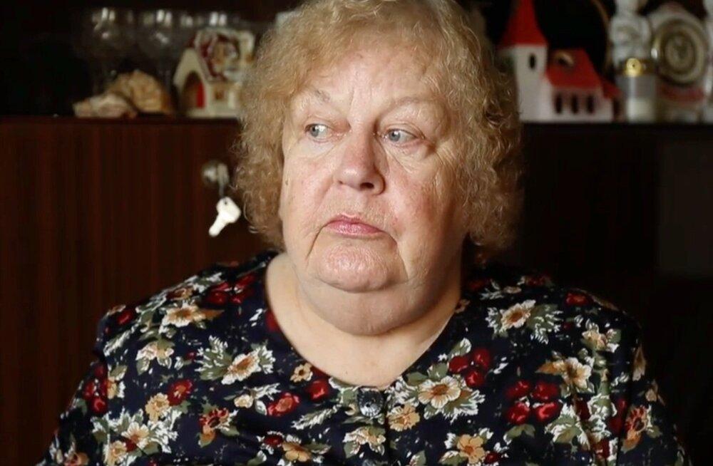 ФОТО и ВИДЕО: Сильную женщину из Мульгимаа не сломит ничто!