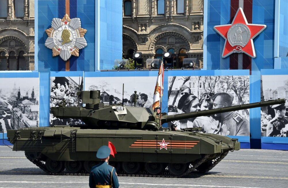 Venemaa loob sõjatööstuse jaoks uut panka