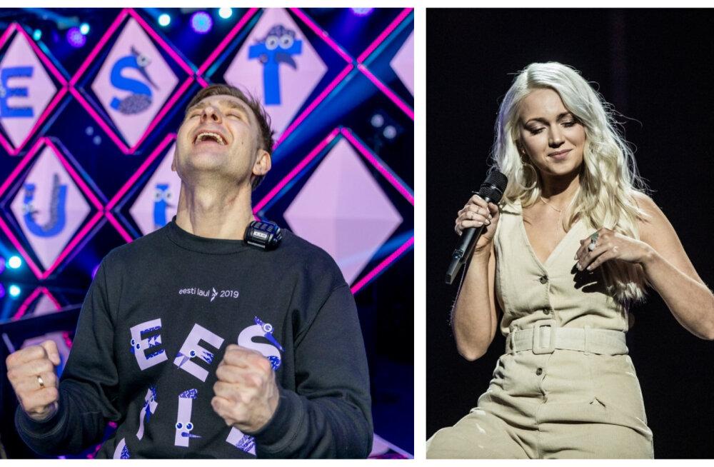 Palju läks poolfinalistidele Eesti Laulul osalemine Tartus maksma? Keskmise eestlase kolme kuu palk!