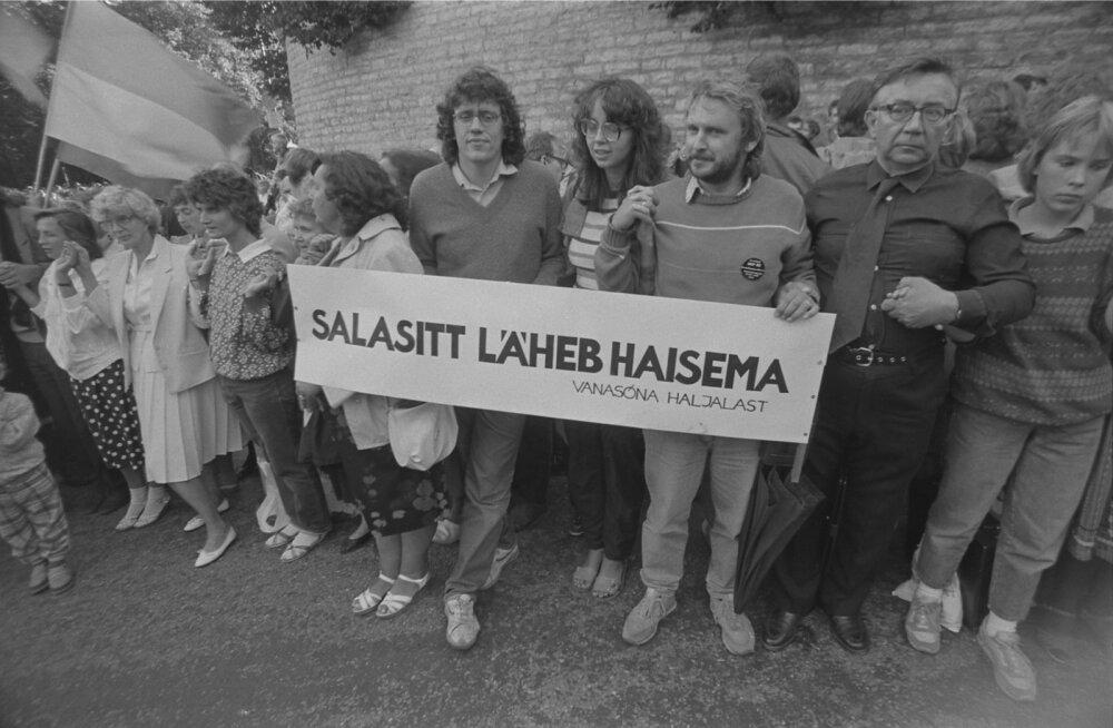 Balti keti 30. aastapäevaks avaneb ajakoridor, mis viib aastasse 1989