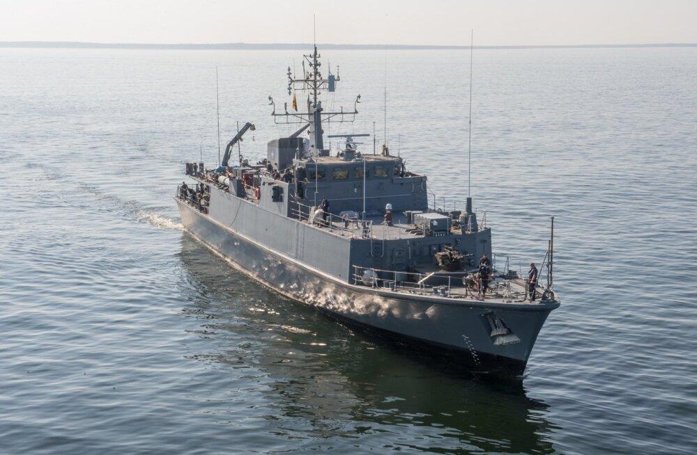 NATO miinitõrjeoperatsioon Tallinna lahel