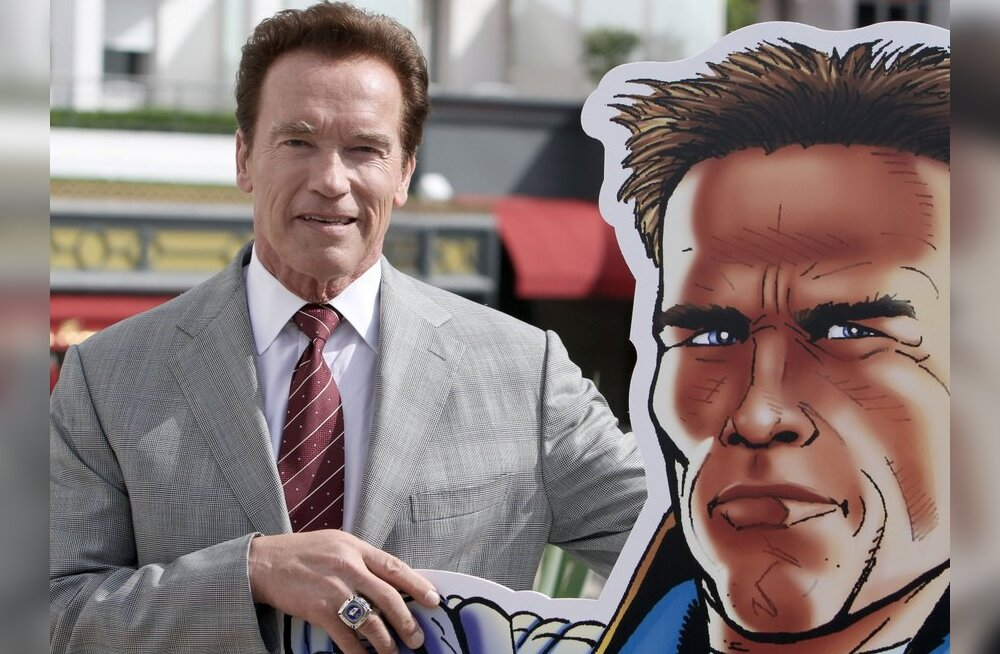 USA meedia: Arnold Schwarzenegger sihib Euroopa presidendi ametit