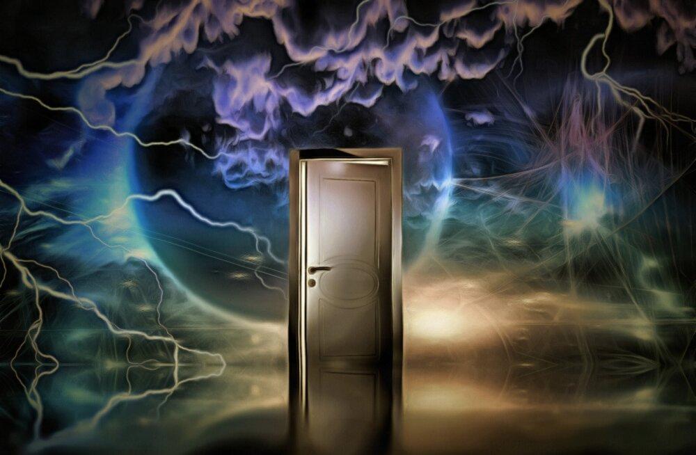 Jungiaanlik arhetüüpide maailm - uks alateadvuse ja teadvuse vahel