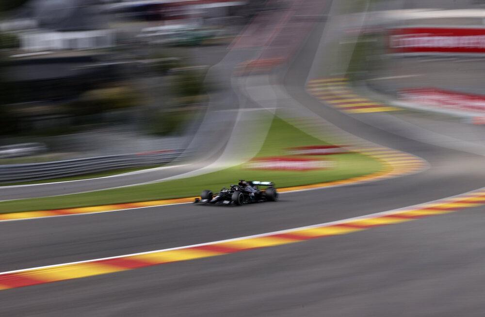 BLOGI | Järjekordse võidu noppinud Hamilton astus sammu Schumacheri rekordile lähemale