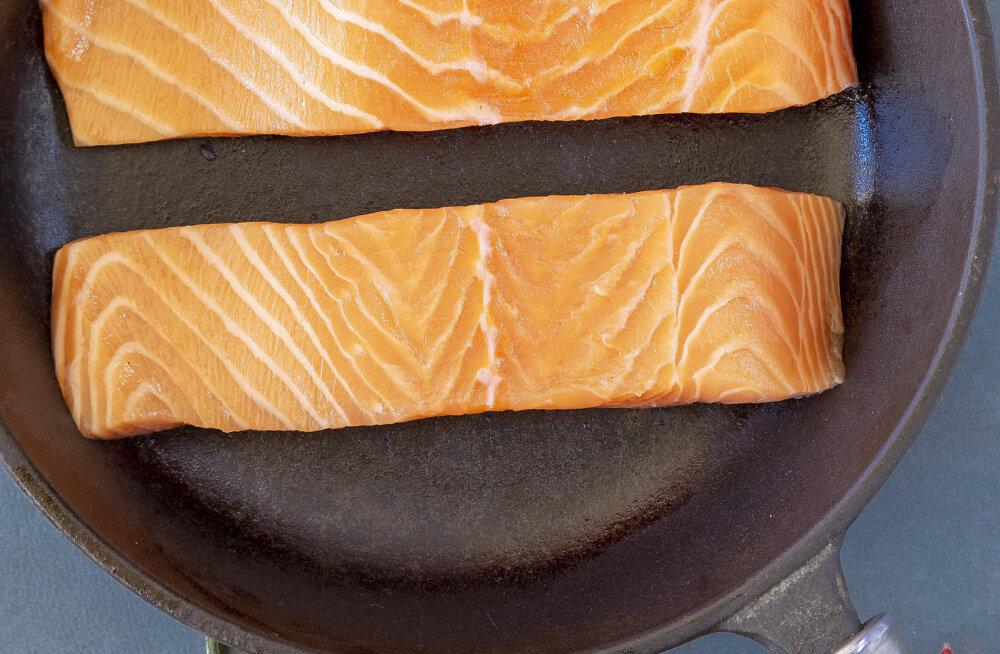 Kas panna kala külmale või soojale praepannile? Vaata, mida profid soovitavad!