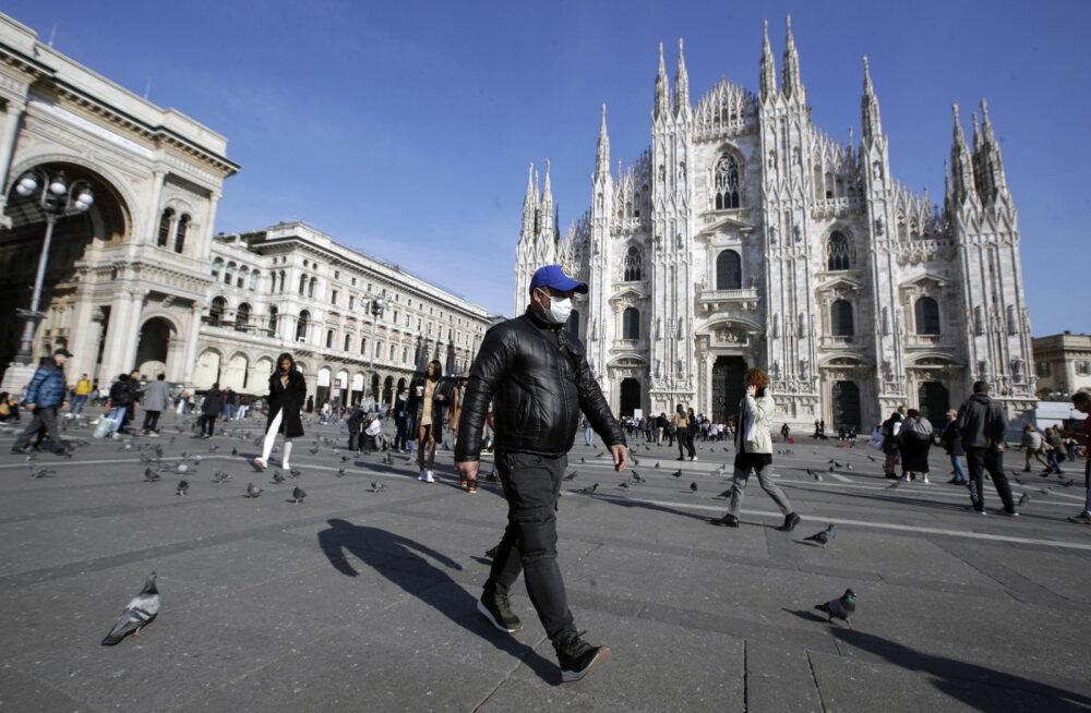 """""""Молимся за наших медиков!"""" Солист знаменитого театра La Scala о жизни в карантине Милана"""