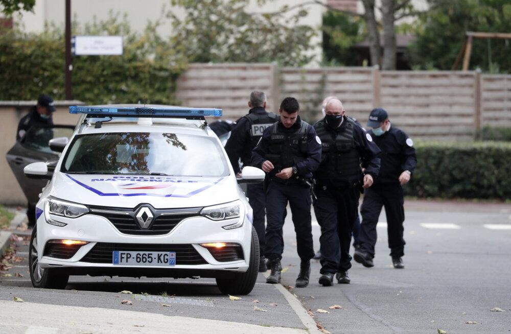 Уроженец Москвы отрубил голову французскому учителю за карикатуры из Charlie Hebdo