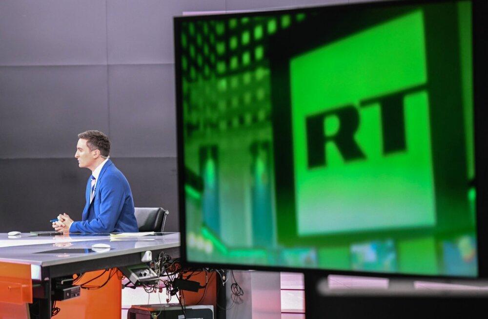 Eesti kaitsevaldkonna kuvand Venemaa meedias