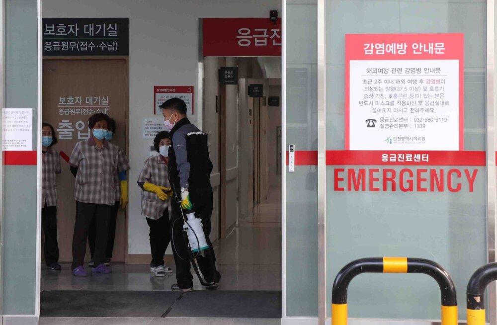 Hiina tapjaviirus ähvardab nafta odavamaks muuta
