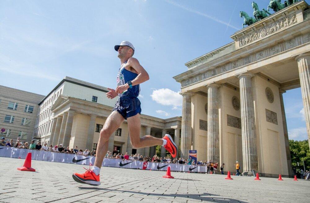 Berliin 2018, maraton