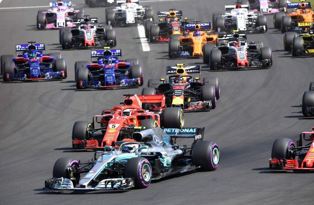 Viimati 14 aastat tagasi kalendris olnud ringrada on valmis Hiina GP-d asendama