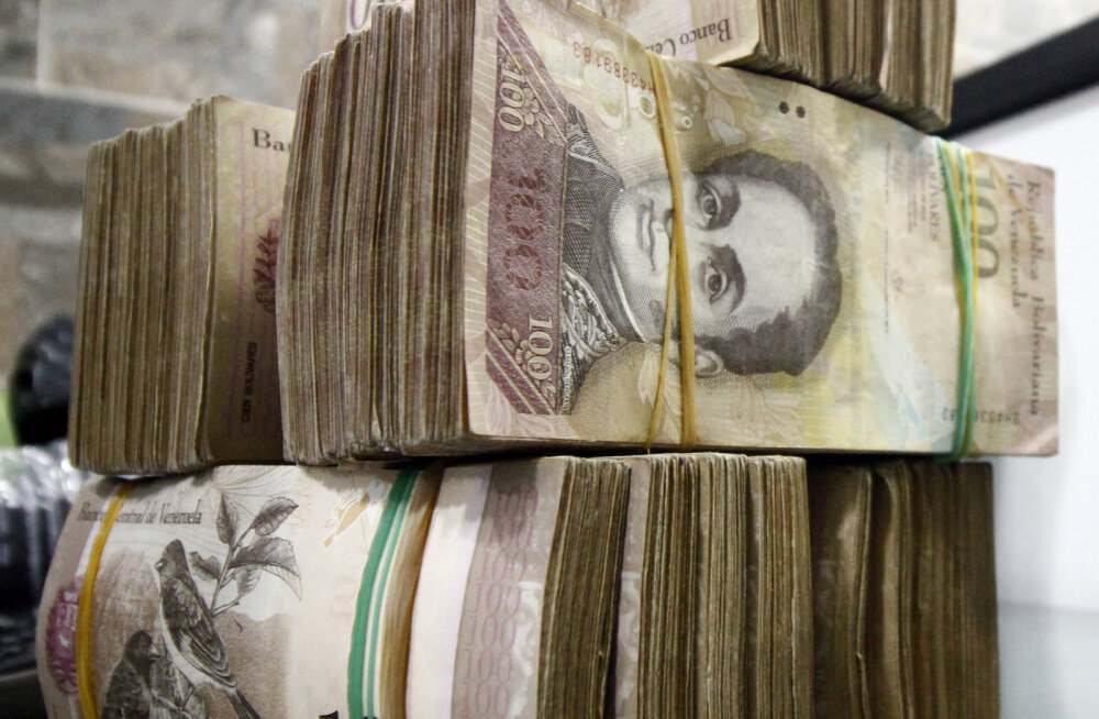 Tehnoloogiagigant liigutab rahamäe USAsse