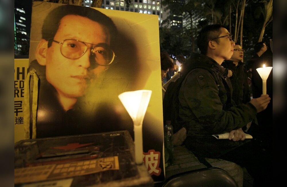 Hiina: rahupreemia kurjategija Liule on selle rüvetamine