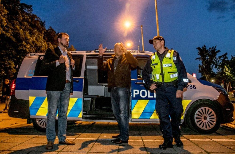 Reinsalu ja Anvelt seadsid uued kuritegevuse vastase võitluse prioriteedid