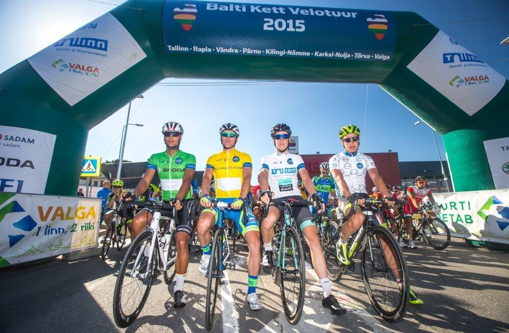 Balti Keti velotuur 2015
