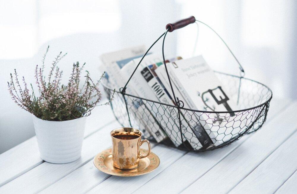 Koristusspetsialist Marie Kondo jagab häid nõuandeid, kuidas hoida kodu korras ja meel õnnelikuna ajal, mil terve pere on koos