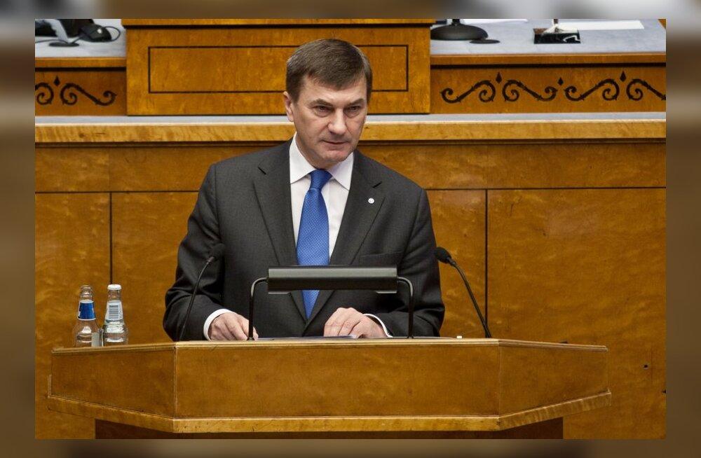 Peaminister kaitses erakonnakaaslast: ei, Valdo, sina ei valetanud, hoopis Urve Palo tegi seda.