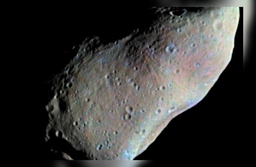 Eile möödus meist asteroid, täna möödub kaks, homme... Ehk me elame nagu rahe all