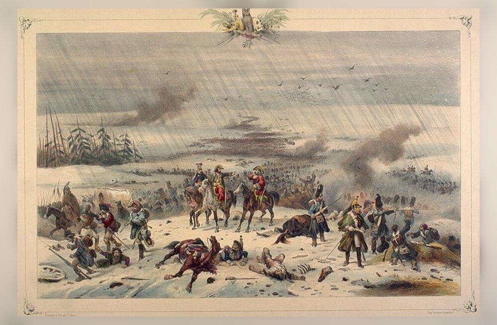Massihaud paljastas, millesse paljud Venemaad rünnanud Napoleoni mehed surid