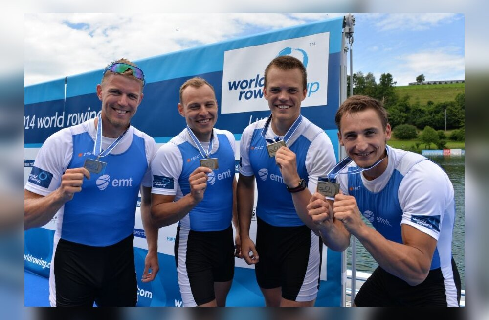 Neljapaat tuli Luzerni MK-etapil hõbemedalile!