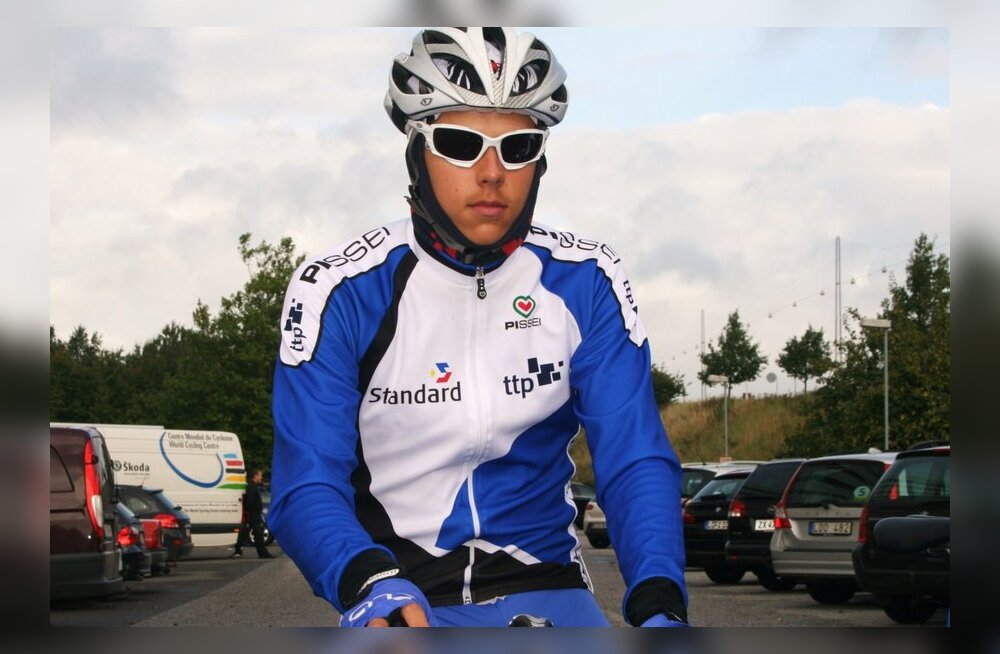 Aksel Nõmmela, jalgratas