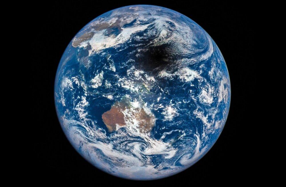Uus teooria: elu Maal tekkis kokkupõrkest teise planeediga