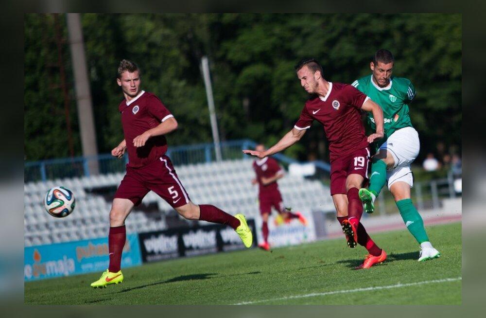 Tallinna Levadia vs Praha Sparta