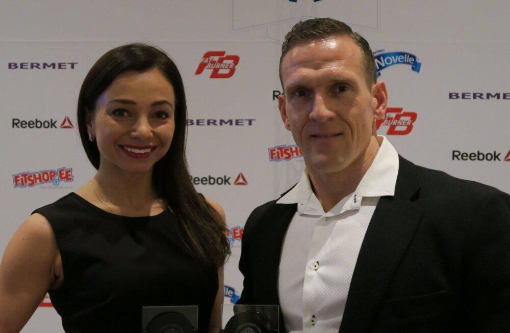 Kristina Koroljak ja Ott Kiivikas