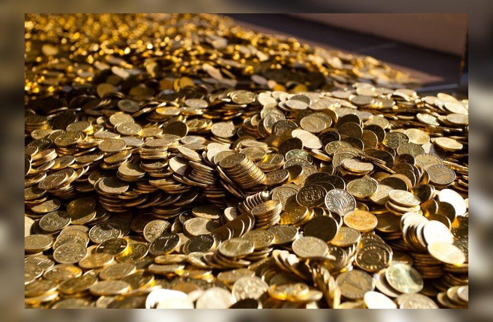FOTOD: Osta.ee-s on müügil ainulaadne münt. Millega on tegemist ja kes seda müüb?