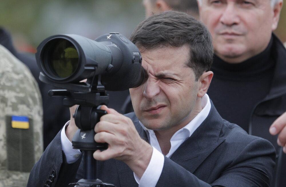 """""""Если хотим закончить войну, эта встреча должна быть"""". Зеленский назвал условия для встречи с Путиным"""